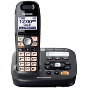 Panasonic® Kx-TG6591T Cordless Amplified Phone With 1 Handset, 50 Name/Number