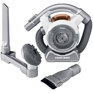 Black & Decker® FLEx™ FHV1200 Cordless Mini Canister Vacuum Cleaner