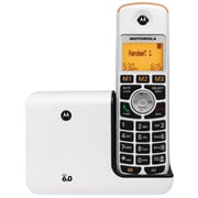 Motorola K301 Big Button DECT 6.0 Digital Cordless Phone, 30 Name/Number