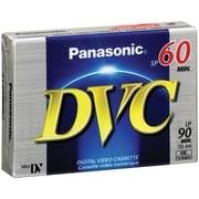 Panasonic® AY-DVM60EJ Mini Digital Video Cassette