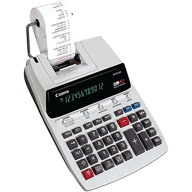 Canon® Portable Calculator, 2.3 Lines/sec