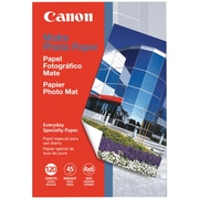 "Canon® 7981A014AA Matte Photo Paper, 4"" x 6"""