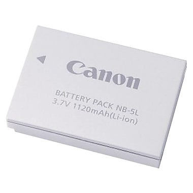 Canon® 1135B001AA 3.7 VDC 1120 mAh Lithium-ion Rechargeable Replacement Battery