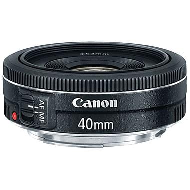 Canon® 6310B002 EF 40mm f/2.8 STM Pancake Lens