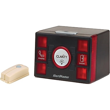 Clarity® AlertMaster™ AL11™ 52511 Visual Alert Notification System