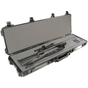 Pelican 1750 Rifle/Shotgun Case With Foam, Black