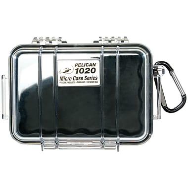 Pelican 1020 Micro Case, Black