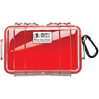 Pelican 1050 Micro Case, Red