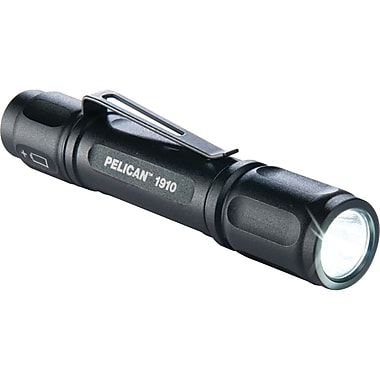 Pelican 1 Hour LED Flashlight, Black