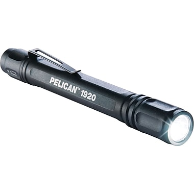 Pelican 3 Hour 45 Minutes LED Flashlight, Black