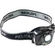 Pelican HeadsUp Lite 8 Hour High Headlamp, Black