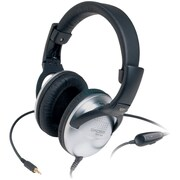 Koss® Full-Size Headphones, Silver