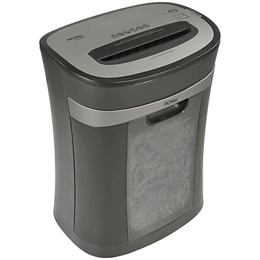 Royal® LR14Mx Cross Cut Shredder, 14 Sheets