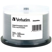 Verbatim VTM94755 700 MB CD-R Spindle, 50/Pack