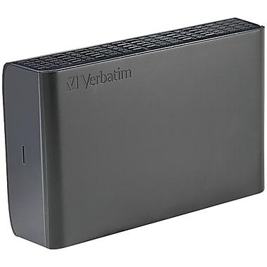 Verbatim® Store 'n' Save 1TB USB 3.0 Desktop Hard Drive (Black)