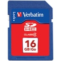 Verbatim® 16GB SDHC (Secure Digital High-Capacity) Class 4 Flash Memory Card