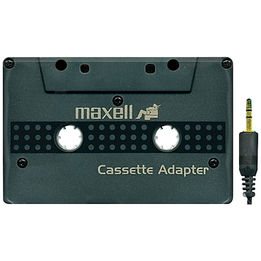 Maxell® 190038 CD to Cassette Adapter