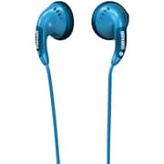 Maxell® Color Stereo Earbuds, Blue