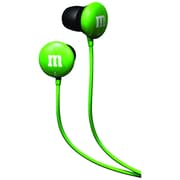 Maxell® M&M'S® Earbuds, Green