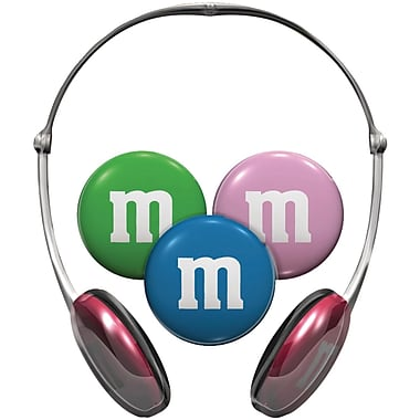 Maxell® M&M's® Kid Safe Headphones