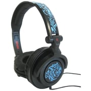 Maxell® Amplified Heavy Bass Headphones, Blue