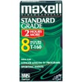 Maxell® 213010 Standard Quality VHS Video Tapes