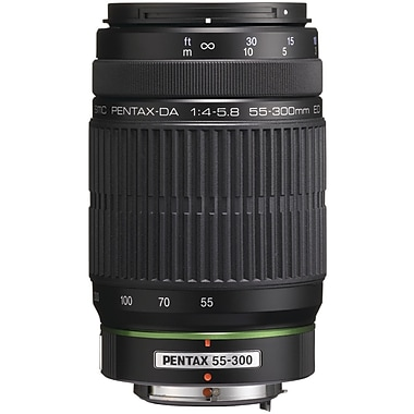 Pentax® 21720 DA 55 -300mm f/4-5.8 ED Telephoto Zoom Lens