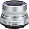 Pentax® 22087 3.2mm f/5.6 03 Fish-Eye Lens For Q-Series Cameras