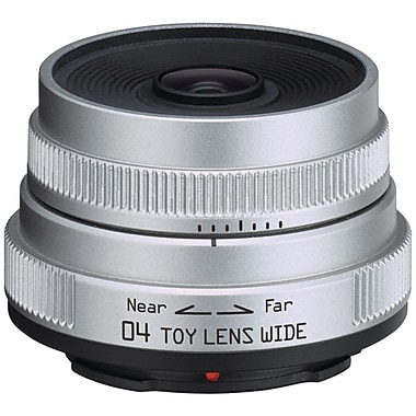 Pentax® 22097 6.3mm f/7.1 04 Toy Lens Wide For Q-Series Cameras