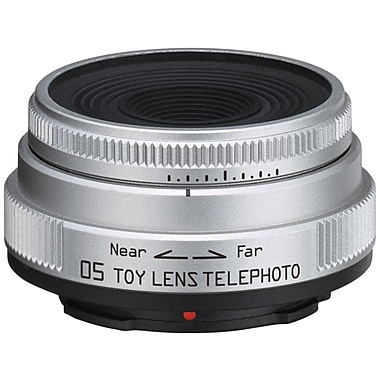 Pentax® 22117 18mm f/8 05 Toy Lens Telephoto For Q-Series Cameras