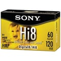 Sony® P6120HMPR Hi8 Metal Particle Video Tape