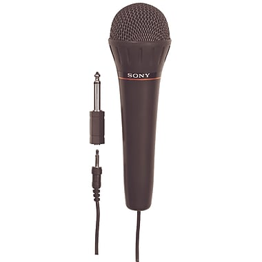 Sony® FV100 Omnidirectional Dynamic Vocal Microphone