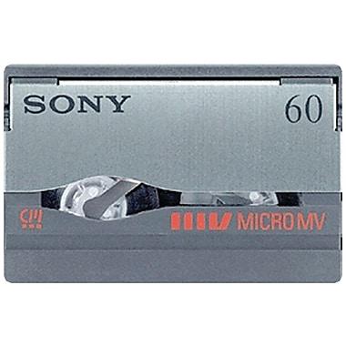 Sony® MGR60 Micromv Video Cassette