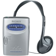 Sony® SRF59 AM/FM Walkman Radio, Silver