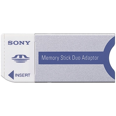 Sony® MSACM2 Media Memory Stick Duo Replacement Adapter