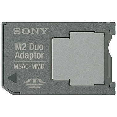 Sony® MSACMMDS Memory Stick Pro Duo Adapter