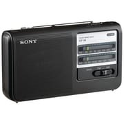 Sony® iCF38 Portable AM/FM Radio