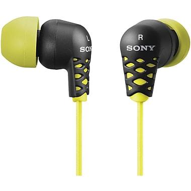 Sony® Ex-style Headphones, Yellow