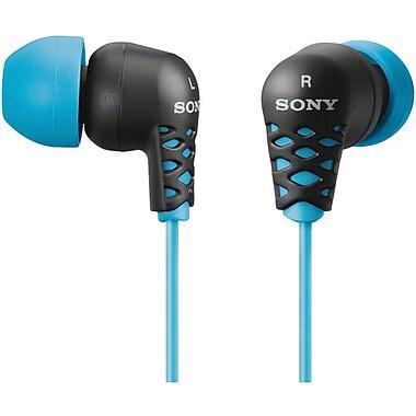 Sony® Ex-style Headphones, Blue