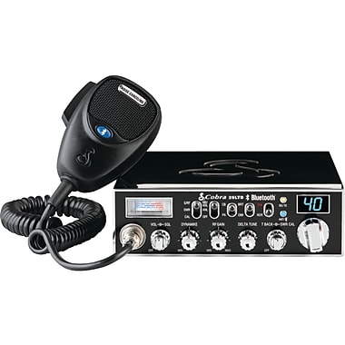 Cobra® 29 LTD BT CB Radio With Bluetooth® Wireless Technology