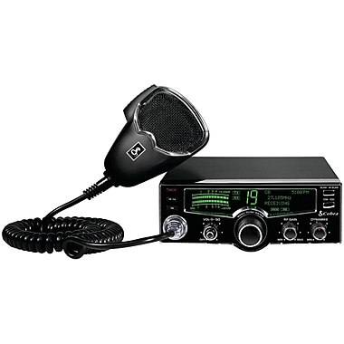 Cobra® 25 Lx Platform LCD CB Radio With Color Display