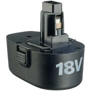 Black & Decker® PS145 NiCd Fire Storm Battery, 18 V