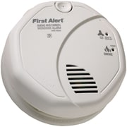 First Alert® Combination Smoke/Carbon Monoxide Alarm With Voice Location, 85 dB