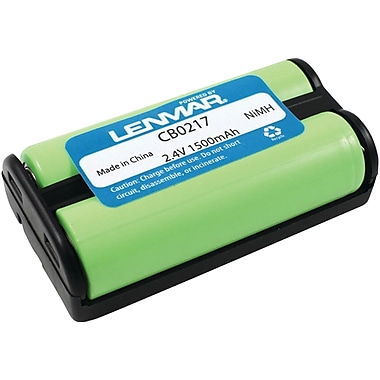 Lenmar CB0217 Ni-MH 1500 mAh Replacement Battery for V-Tech Cordless Phones