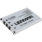 Lenmar® DLCS20 3.7 VDC 710 mAh Lithium-ion Rechargeable Replacement Battery
