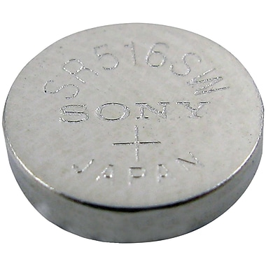 Lenmar® WC317 SR516SW Silver Oxide 12 mAh Watch Battery