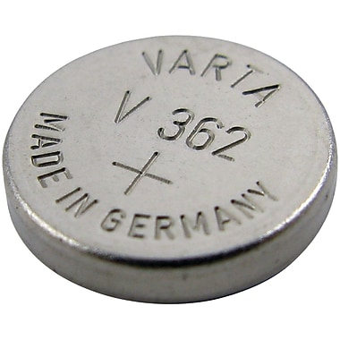 Lenmar® WC362 SR721SW Silver Oxide 25 mAh Watch Battery