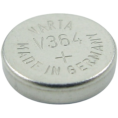 Lenmar® WC364 SR621SW Silver Oxide 23 mAh Watch Battery
