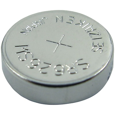 Lenmar WC377 SR626SW Silver Oxide 29 mAh Watch Battery