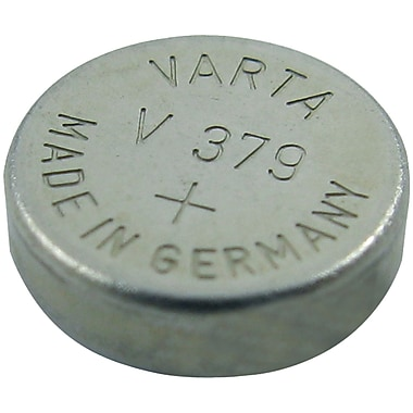 Lenmar® WC379 SR521SW Silver Oxide 16 mAh Watch Battery